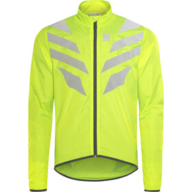 Sportful Reflex Jacket Herre yellow fluo
